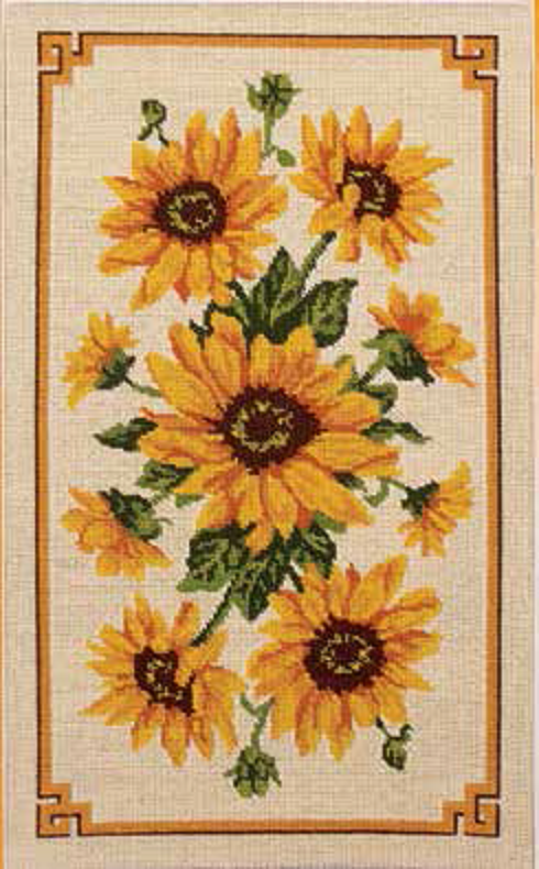Sunflower Panel