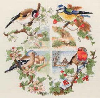Birds And Seasons