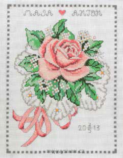 Rose & Bouquet Wedding Sampler