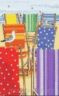 Rainbow Deckchairs